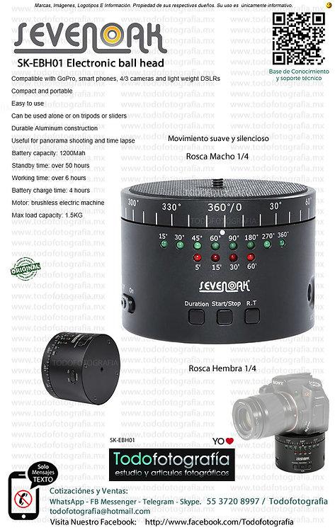 Sevenoak SK-EBH01 Cabezal Electrónico Para Video (SK-EBH01)