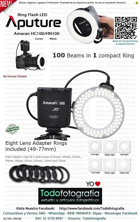 Aputure HC100 Canon