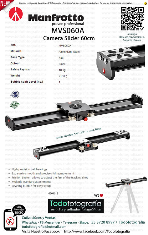 Manfrotto MVS060A Slider 60cm (0201015)