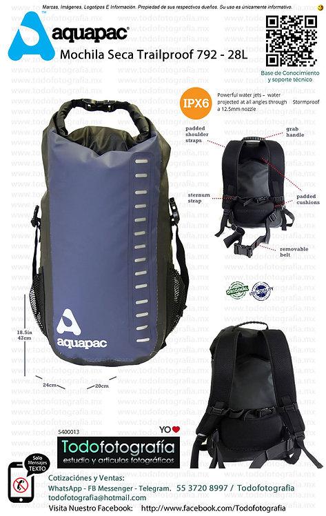 Acuapac 792 Mochila Seca Trailproof (5400013)