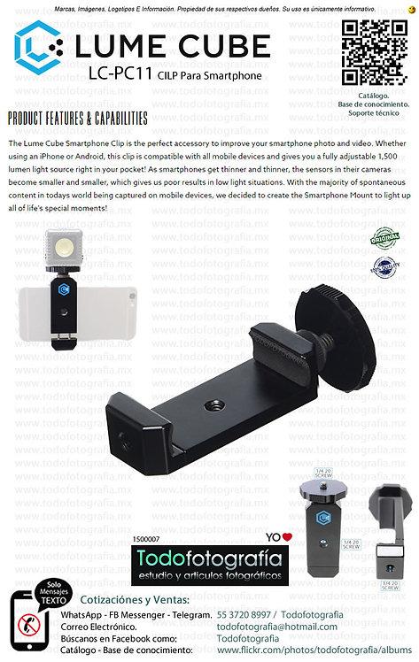 Lume Cube LC-PC11 Clip Para Smartphone (1500007)