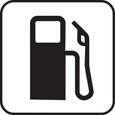 sign_map_symbol_car_cartoon_gas_pump_tru
