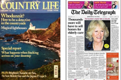 Country Life & D Telegraph