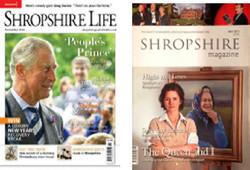 Shropshire Life & Shrops Magazine