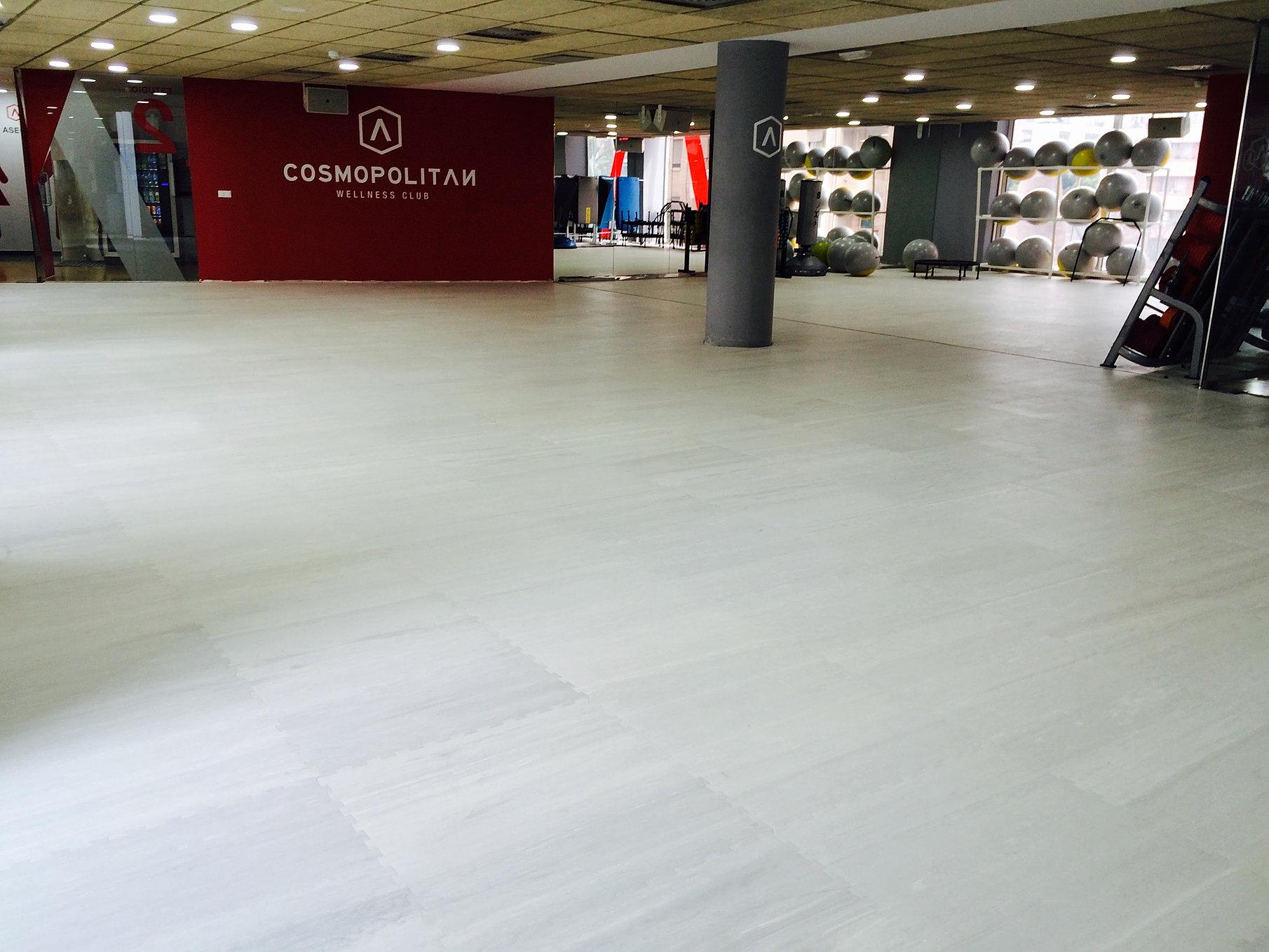 Pavimento suelo gimnasio gym flooring - Suelo gimnasio ...