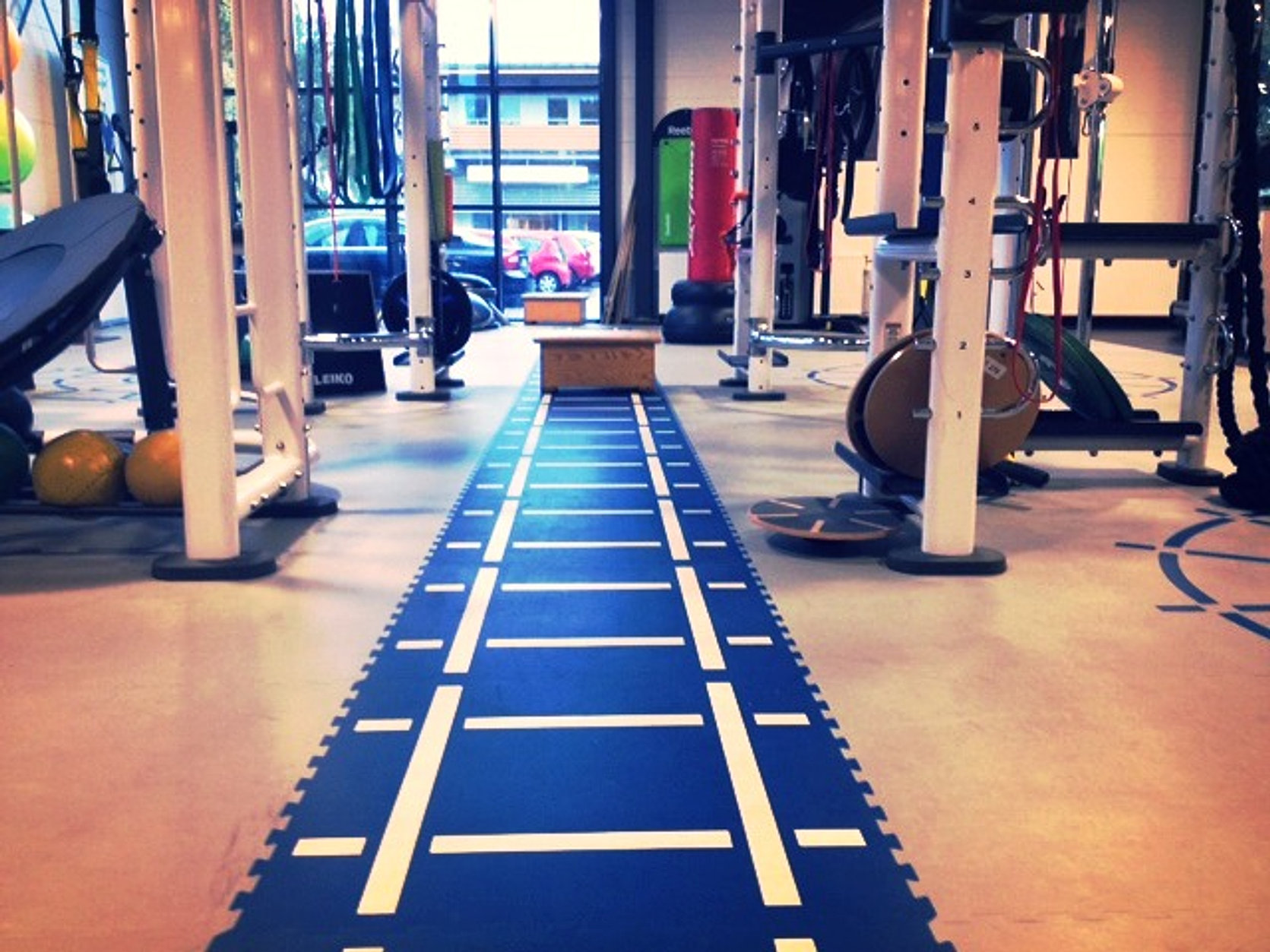 Gym Flooring By Paviflex