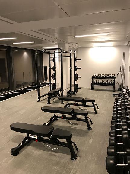 PaviFLEX Gym Flooring