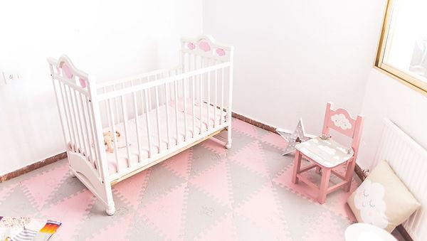 Alfombra bebé Lubabymats
