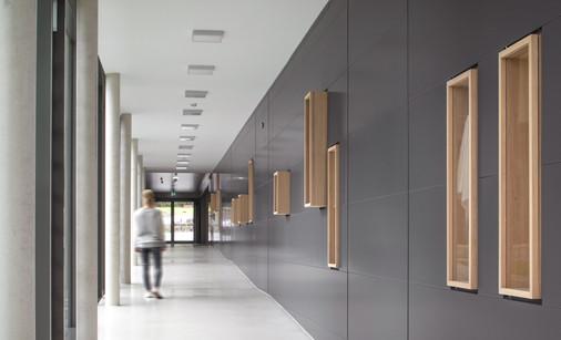 Entwurf Flur Konferenzzentrum Bender GmbH & Co KG