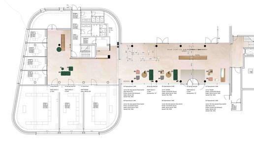 Planung Foyer Bender GmbH & Co KG