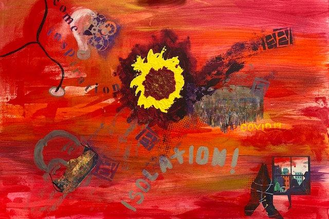 Isolation by Nina Adkins