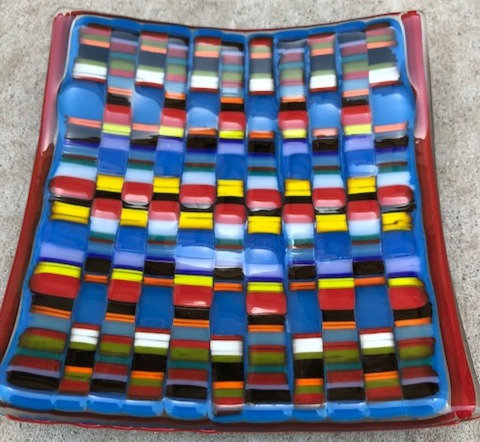 Fused Glass by Linda Weiss