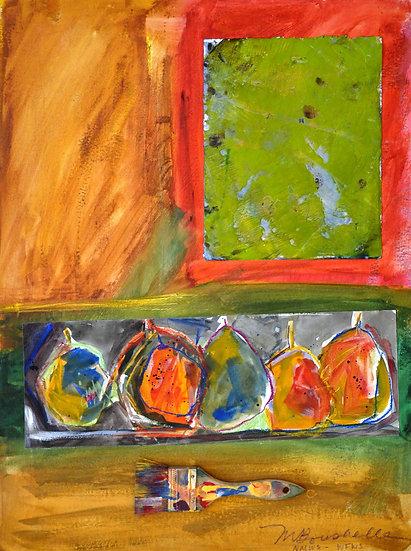 Let's Paint by Marcella Boushelle