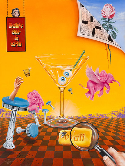 Dali's Bar and Grill by Jeff Warren