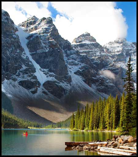 Morraine Lake Red