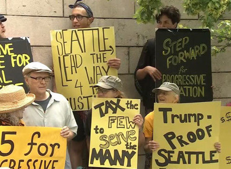 Seattle Times Letter to the Editor: Income Tax