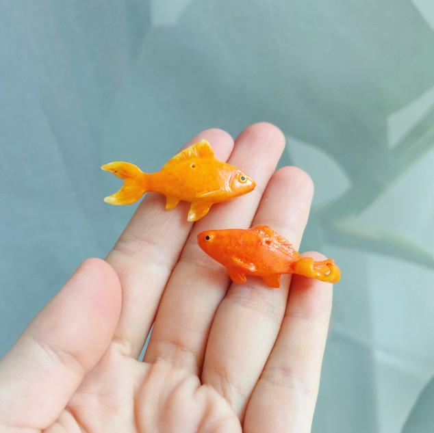 Goldfische / Spezialanfertigung