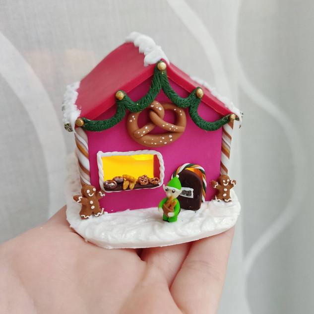 Weihnachtsbäckerei / Spezialanfertigung