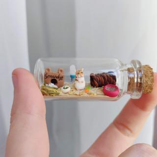 Hamster / Spezialanfertigung