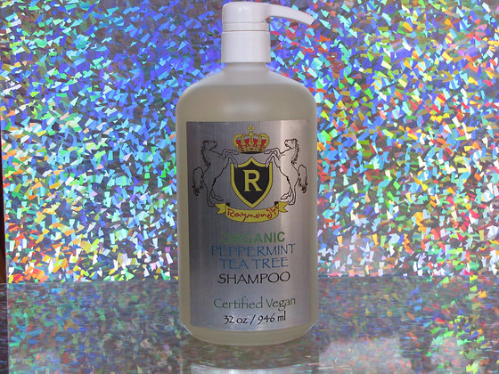 Peppermint Tea Tree Shampoo Liter