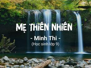 [Thư] Mẹ Thiên Nhiên - Minh Thi