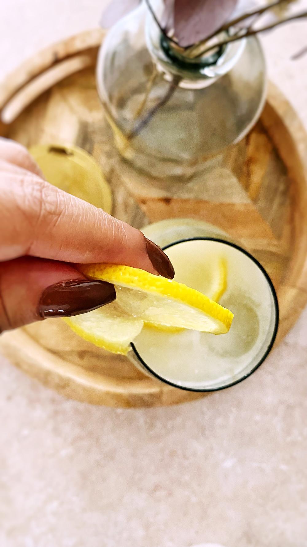 NUTRITIONIST KAY ALI'S VIRGIN PINA COLADA MOSCOW MULE RECIPE
