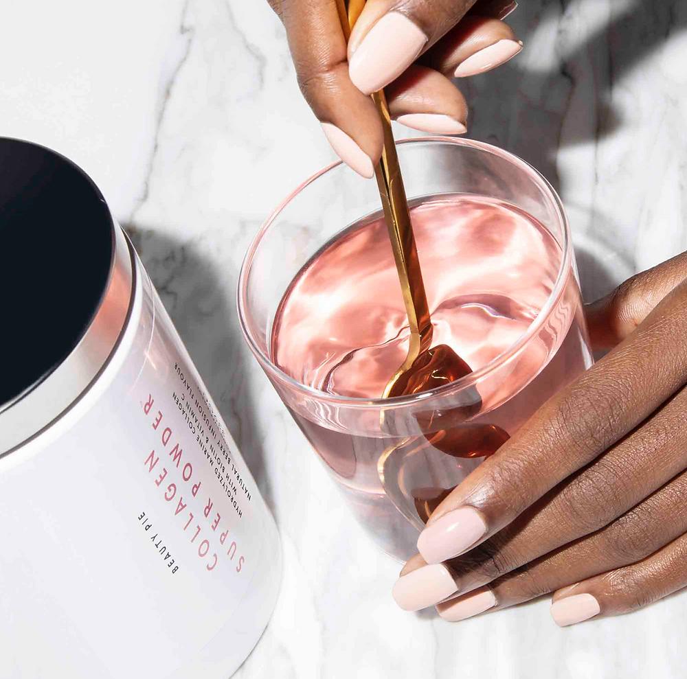 Kay Ali formulates Beauty Pie's Collagen Super Powder