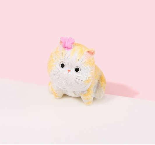 The Palace Museum Cultural & Creative Product: Royal Cats (princess)