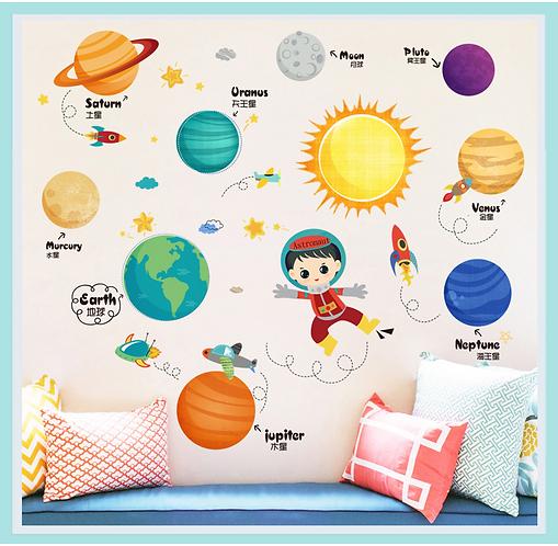 Cartoon Decoration Sticker 2