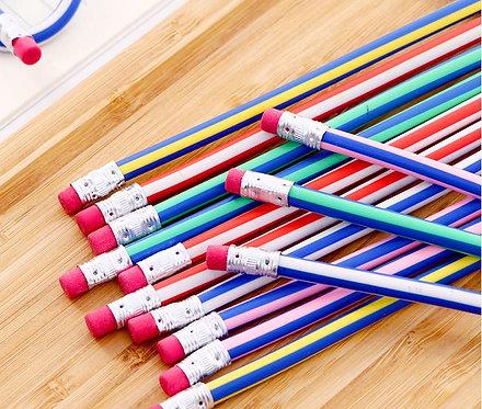 Flexible pencils (10 piece/pack)