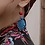 Thumbnail: Embroidered earrings