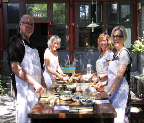 Mini Chinese Meal Cooking Class