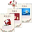 Thumbnail: Christmas Digital Teaching Materials Package (Flash Cards, Word Card, PPT, etc.)