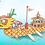 Thumbnail: DIY Dragon boat 3D model