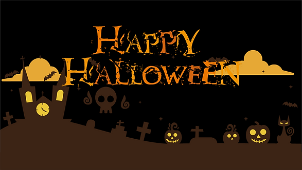 Halloween Digital Teaching Materials Package (Flash Cards, Word Card, PPT, etc.)