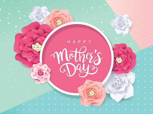 Mother's Day Teaching Materials (Digital word cards, PPT, etc.)
