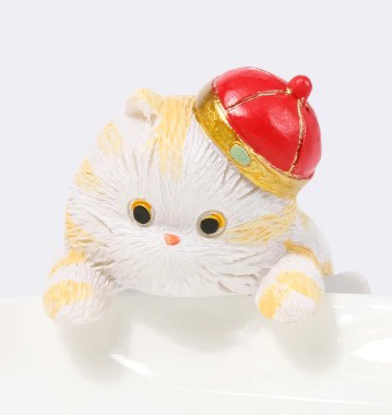 The Palace Museum Cultural & Creative Product: Royal Cats (Prince)
