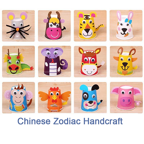Chinese Zodiac Handcraft