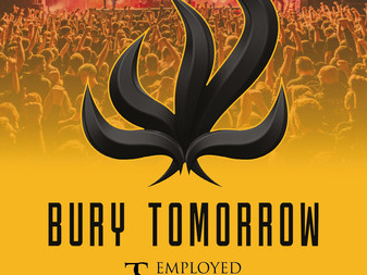 Bury Tomorrow To Play 'Black Flame' In Full On UK Tour