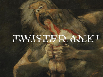 Twisted Ankle - Twisted Ankle | Album Review