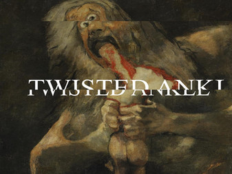 Twisted Ankle - Twisted Ankle   Album Review