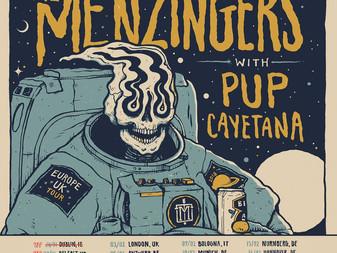 Live Review: The Menzingers w/ PUP & Cayetana | SWX, Bristol | 31/1/18