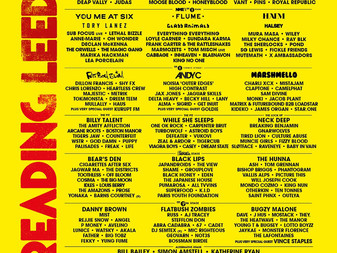 Reading And Leeds Festival: The Headliners