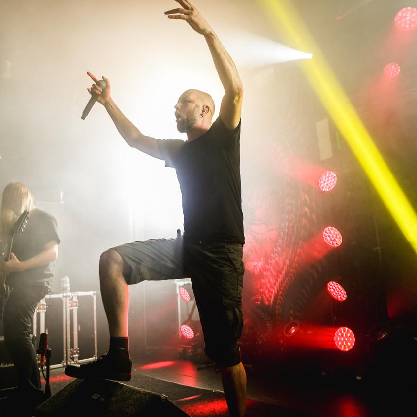 Meshuggah 15