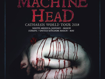 Live Review: A Night With Machine Head | O2 Academy, Birmingham | 17/05/18
