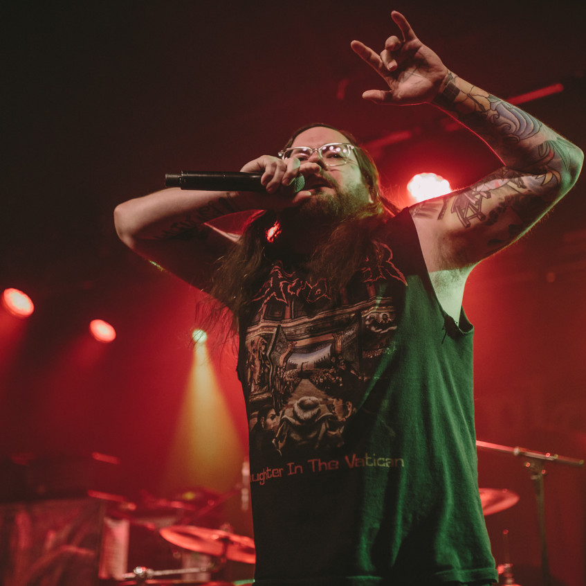 The Black Dahlia Murder - Rock City - 17-03-18-3