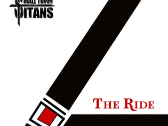 Small Town Titans - The Ride | Album Review