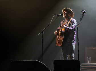 Live Review: City And Colour & Bess Atwell | London Palladium | 28/02/20