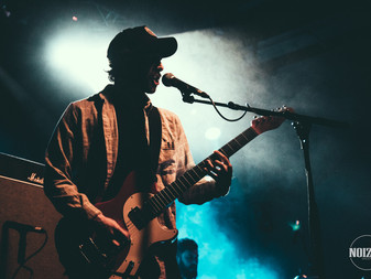 Live Review | Deaf Havana w/ Black Foxxes and Decade | Y Plas, Cardiff | 24/11/17