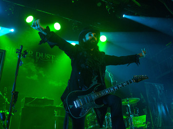 Photo Gallery: Moonspell, Rotting Christ & Silver Dust | Islington Assembly Hall, London | 29/10